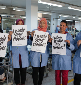 It's Fashion Revolution Week, Take A Look At Our Factory