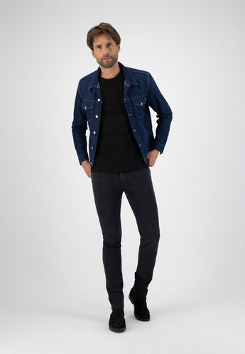 Tyler Jacket - Strong Blue