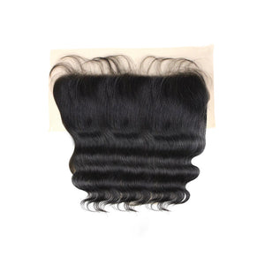 "HD SWISS LACE CLOSURE 13""X5"" BODY WAVE"