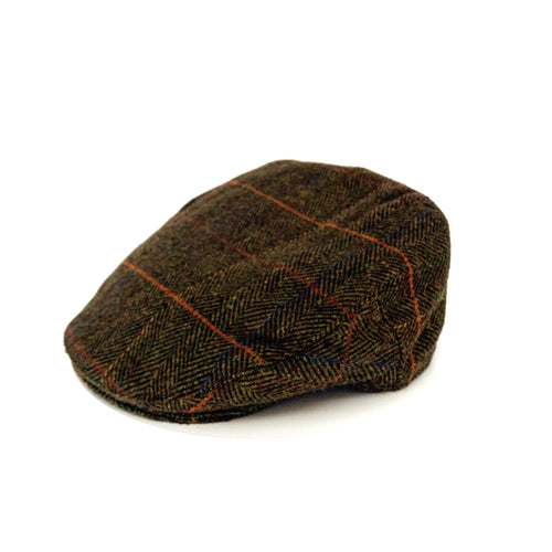 Shandon Tweed Cap