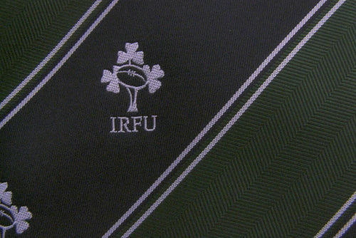 Irish Rugby Football Union Necktie