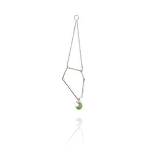 1 | Chain Orb Shift Earring II