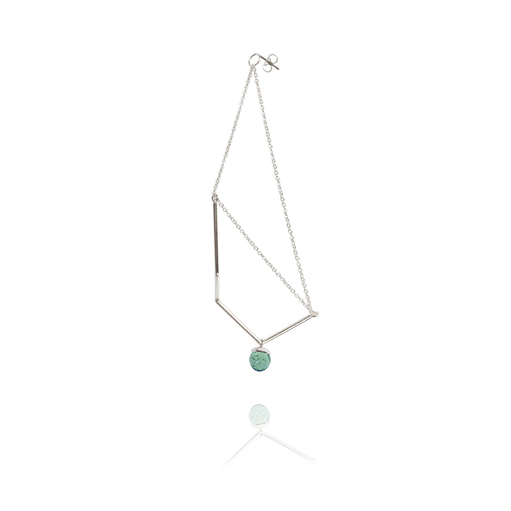 1 | Chain Orb Shift IV Earring