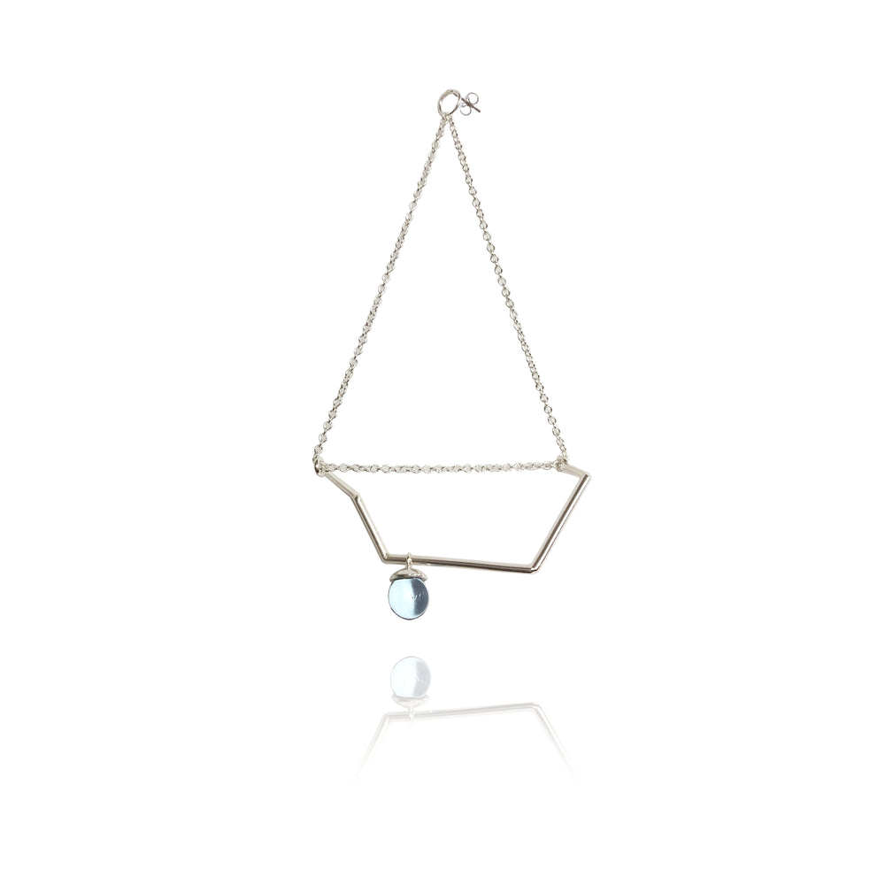 1 | Chain Orb Shift Earring III