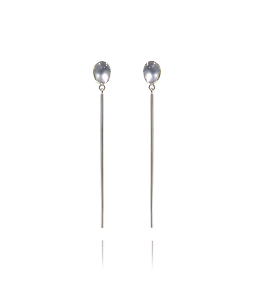 Load image into Gallery viewer, Long Kinetic Shift III Earrings