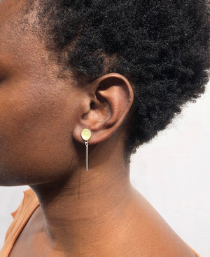 Kinetic Shift I Earrings