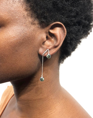 Load image into Gallery viewer, Orb Note Earrings IV
