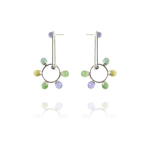 Pendulum Shift Earrings (I, II, III, IV)