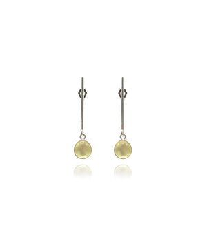 Static Shift Earrings I