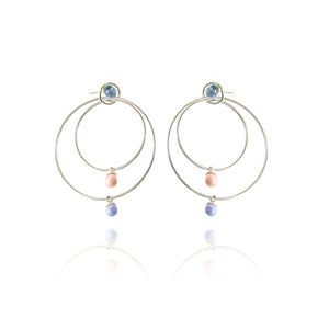 Triple Shift Hoops I, III, IV