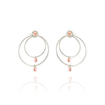 Triple Shift Hoops I