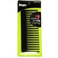"Magic 6"" styling Fluff Comb"