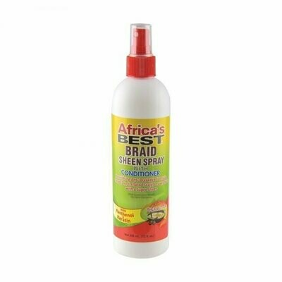 Africa's Best Braid Sheen Spray with Conditioner