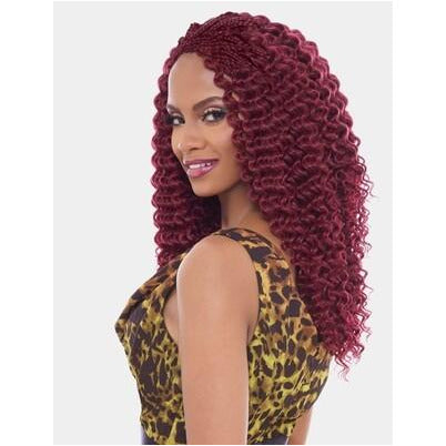 "Kima Braid Brazilian Twist 14"" Crochet"