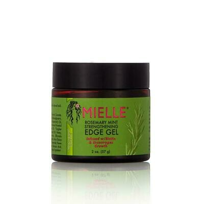 Mielle Organics Rosemary Mint Strengthening Edge Gel 2 oz