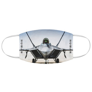 Open image in slideshow, Fighter Jet Face Mask