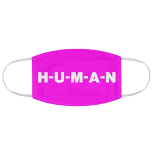 Open image in slideshow, Pink Human Face Mask