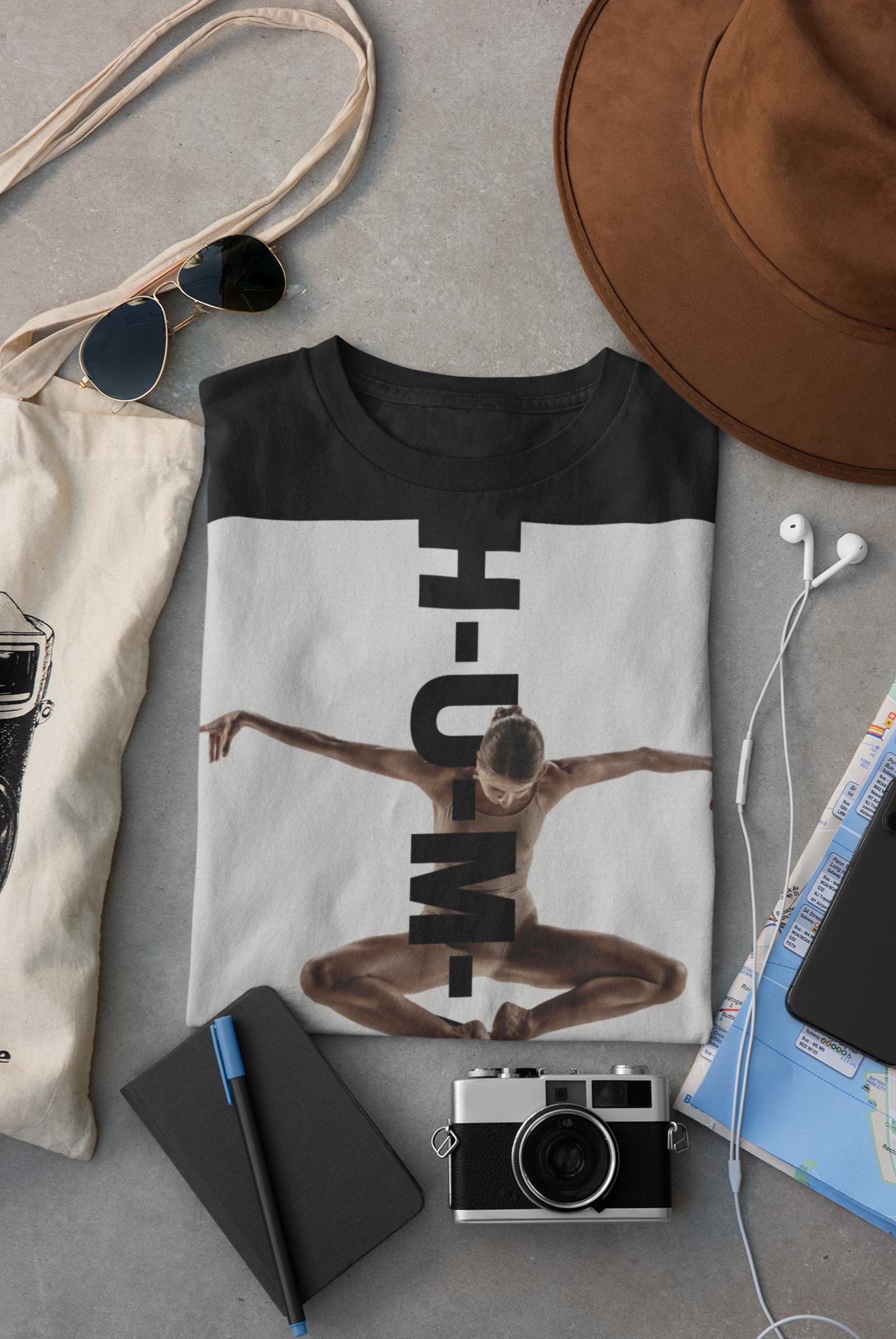 Female Dancer T-shirt