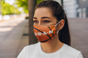Basketball Face Mask