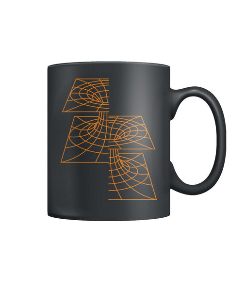The Warp Mug - Right Handed Mug