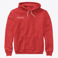 WLOG - With Loss of Generality Merch, Premium Pullover Hoodie