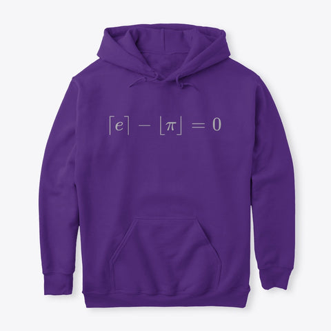 The Most Beautiful Equation, Classic Pullover Hoodie