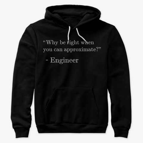 Why be Right when You can Approximate?, Premium Pullover Hoodie