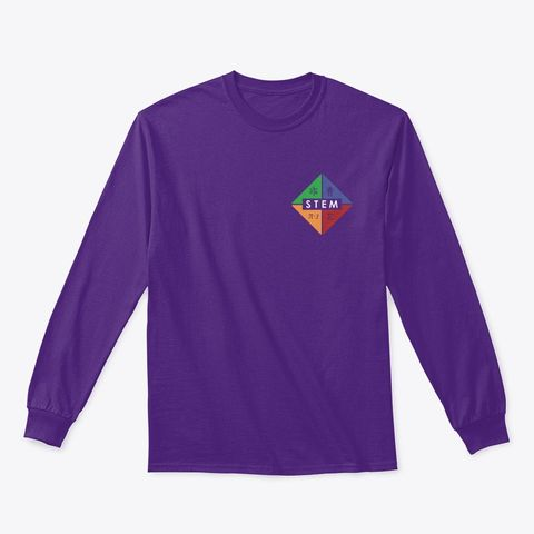 STEMblem Merch, Classic Long Sleeve Tee