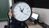 The Incredibly Unrigorous Engineering Clock