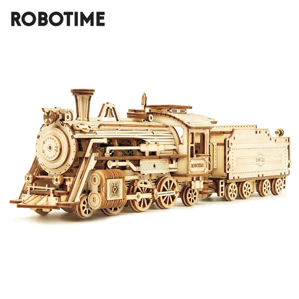 Locomotive by Rokr (Assembly Required)
