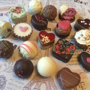Box of 18 Luxury 'Just For You' Chocolates