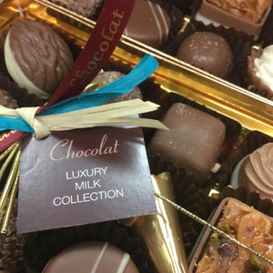 Regular Luxury Milk Chocolate Selection Box
