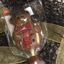 Load image into Gallery viewer, Assorted Christmas Character Chocolate Lollipops by Belfine | Chocolat in Kirkby Lonsdale