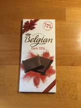 Load image into Gallery viewer, Belgian Dark Chocolate Bar