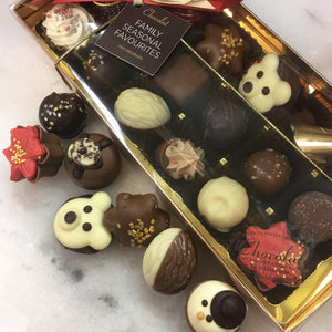 Limited Edition 'Festive Family Favourites' Chocolate Selection Box