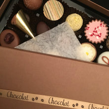 Load image into Gallery viewer, The Cosmopolitan Chocolate Selection Box | Chocolat in Kirkby Lonsdale