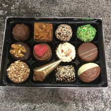 Load image into Gallery viewer, Nutty Chocolate Lovers Selection Box