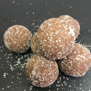 Bag of 6 Creme Brûlée Truffles | Chocolat in Kirkby Lonsdale