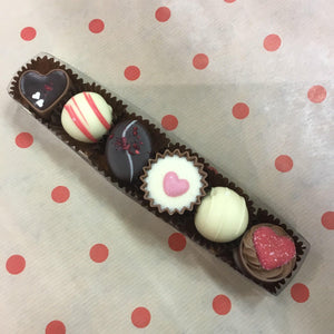 Assorted 'Just For You' Selection Stick Boxes