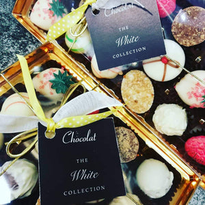 Regular Luxury White Chocolate Selection Box | Chocolat in Kirkby Lonsdale