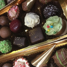 Load image into Gallery viewer, Limited Edition 'Festive Flavours' Chocolate Selection Box