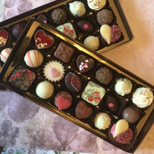 Load image into Gallery viewer, Box of 18 Luxury 'Just For You' Chocolates