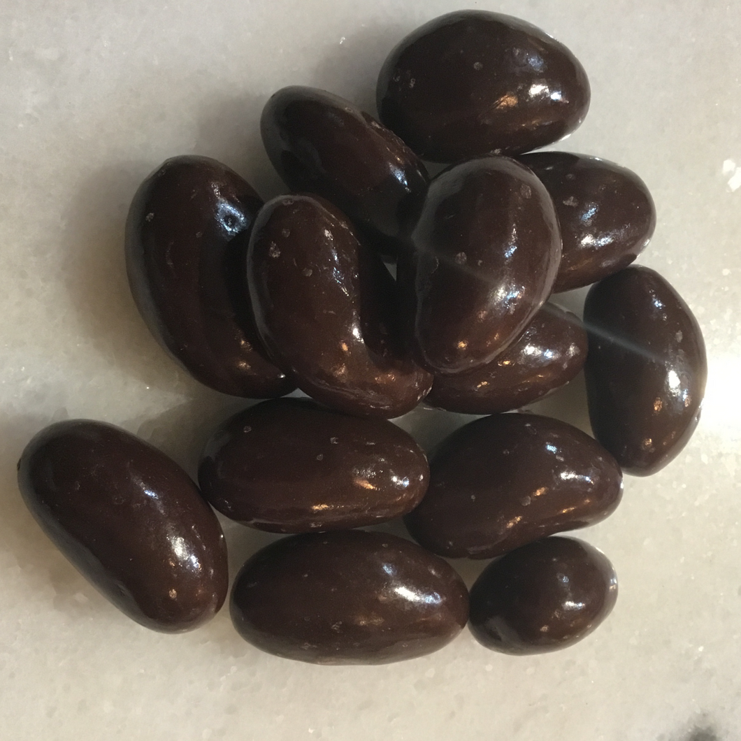 Bag of Dark Chocolate Covered Brazil Nuts | Chocolat in Kirkby Lonsdale