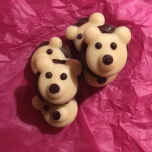 Load image into Gallery viewer, Bag of 6 Chocolate Truffle Creme Filled Bear Hugs | Chocolat in Kirkby Lonsdale