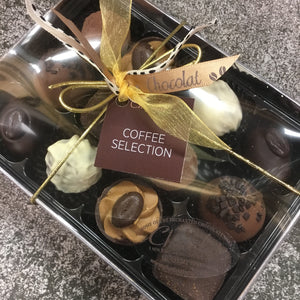 Coffee Chocolate Lovers Selection Box