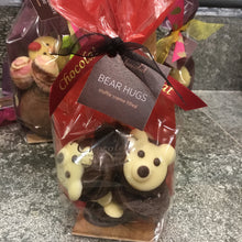 Load image into Gallery viewer, Bag of 6 Chocolate Truffle Creme Filled Bear Hugs