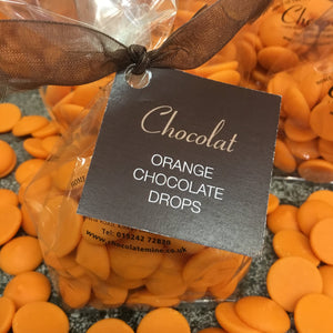 Assorted Bags of Flavoured Chocolate Drops | Chocolat in Kirkby Lonsdale