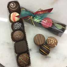 Load image into Gallery viewer, Six Chocolate Selection Stick Box