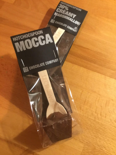 Assorted Hot Chocolate Spoons by HOTCHOCSPOONLUXE | Chocolat in Kirkby Lonsdale