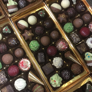 Limited Edition 'Festive Flavours' Chocolate Selection Box